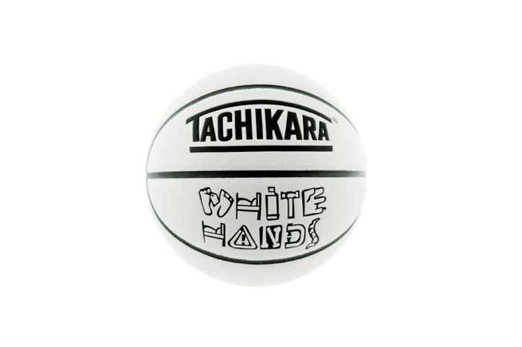 タチカラ バスケットボール 7号 ホワイトハンズ