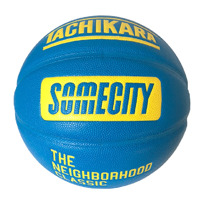 TACHIKARA BASKETBALL SOMECITY OFFICIAL GAME BALL
