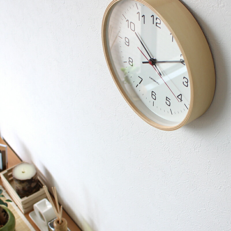 KATOMOKU掛け時計