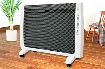 超薄型遠赤外線暖房機 アーバンホット イメージ