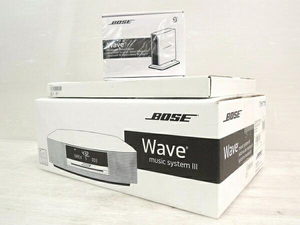 bose wave music system iii bluetooth. Black Bedroom Furniture Sets. Home Design Ideas