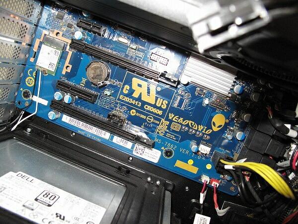 【中古】DELL Alienware Area 51 R2 デスクトップパソコン T2096788|ReRe(安く買えるドットコム)