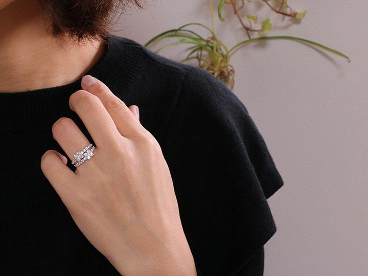 ハートキューダイヤモンド H&C