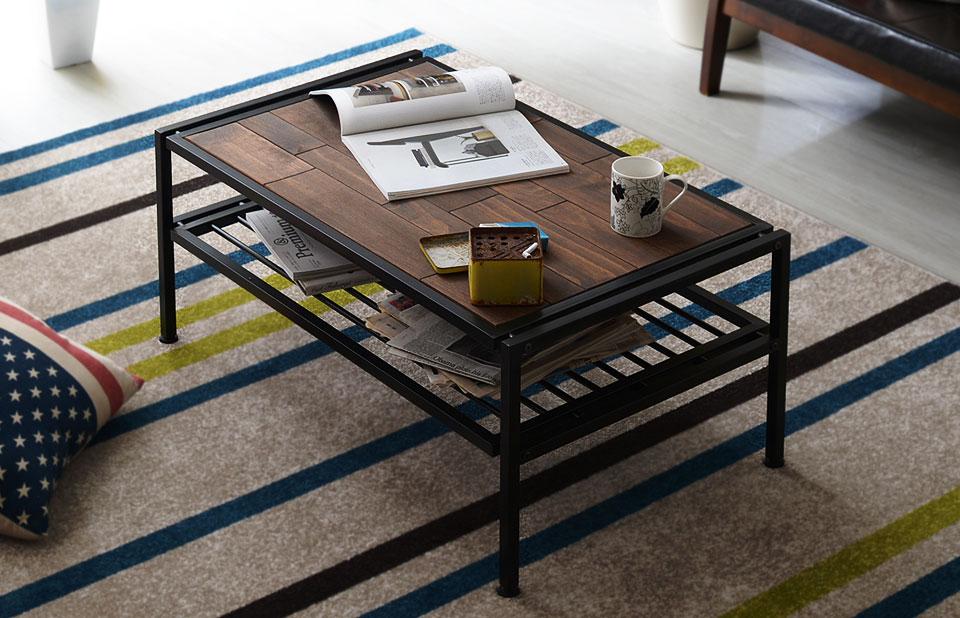 オイル加工 パイン材テーブル