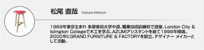松尾 直哉 Naoya Matsuo まつおなおや