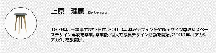 上原 理恵 Rie Uehara