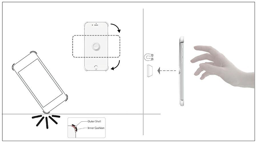 Alt case アルトケース for iPhone6s