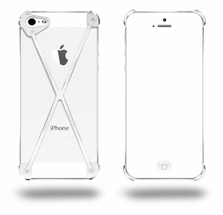 iPhone本来の美しさを邪魔しないミニマムデザインを目指したRADIUS / ラディアスは形状・材質・加工技術にこだわりiPhoneを愛する人の為に造られたフレームです