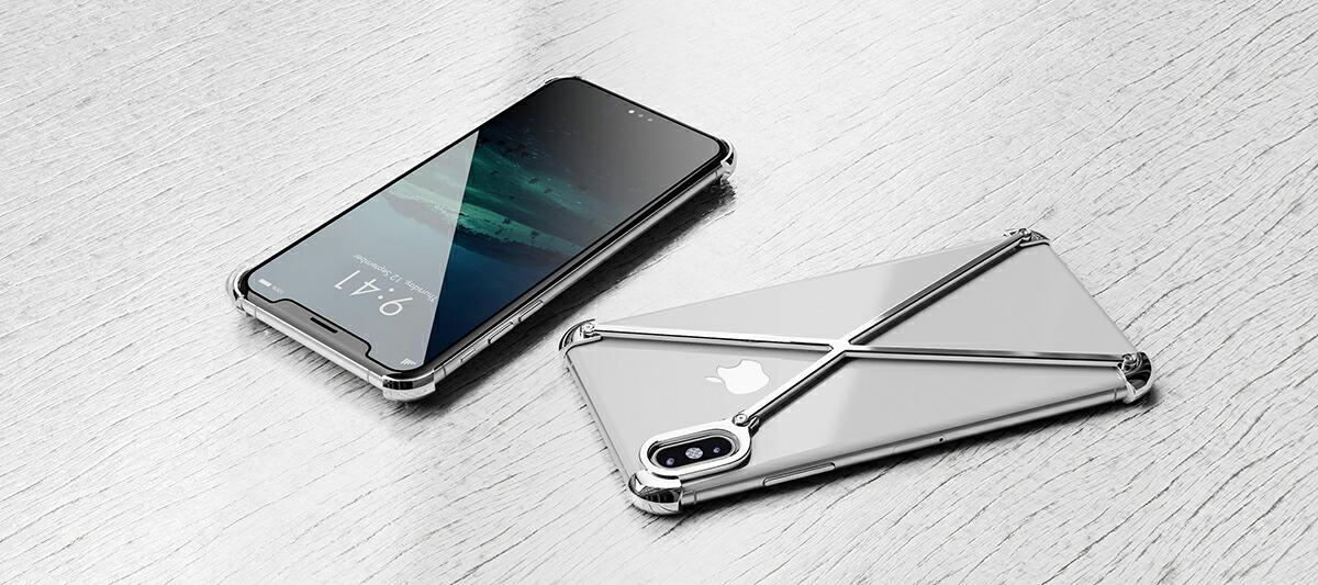 「iPhoneのような美しいプロダクトに対して、    果たしてケースは何を守るべきなのだろうか?」