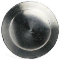 錫5.5寸平皿・ゆり工房