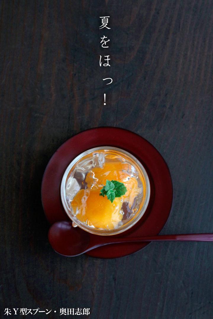 木のスプーン・奥田志郎|和食器の愉しみ・工芸店ようび