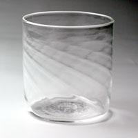 ガラス:モールグラス・大・福地ガラス工房