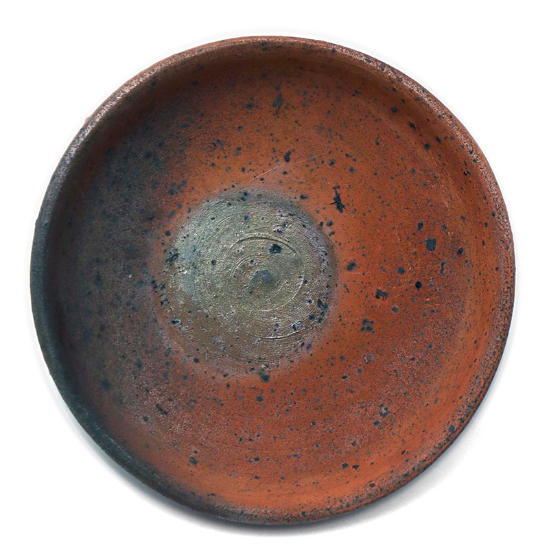 南蛮5寸鉢・a9412・川淵直樹