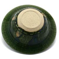 織部甲鉢(5.5寸)・長森慶