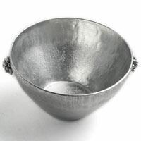 錫器・錫小鉢・雫・ゆり工房