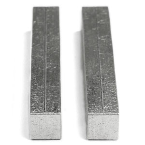 錫箸置・7cm・ゆり工房