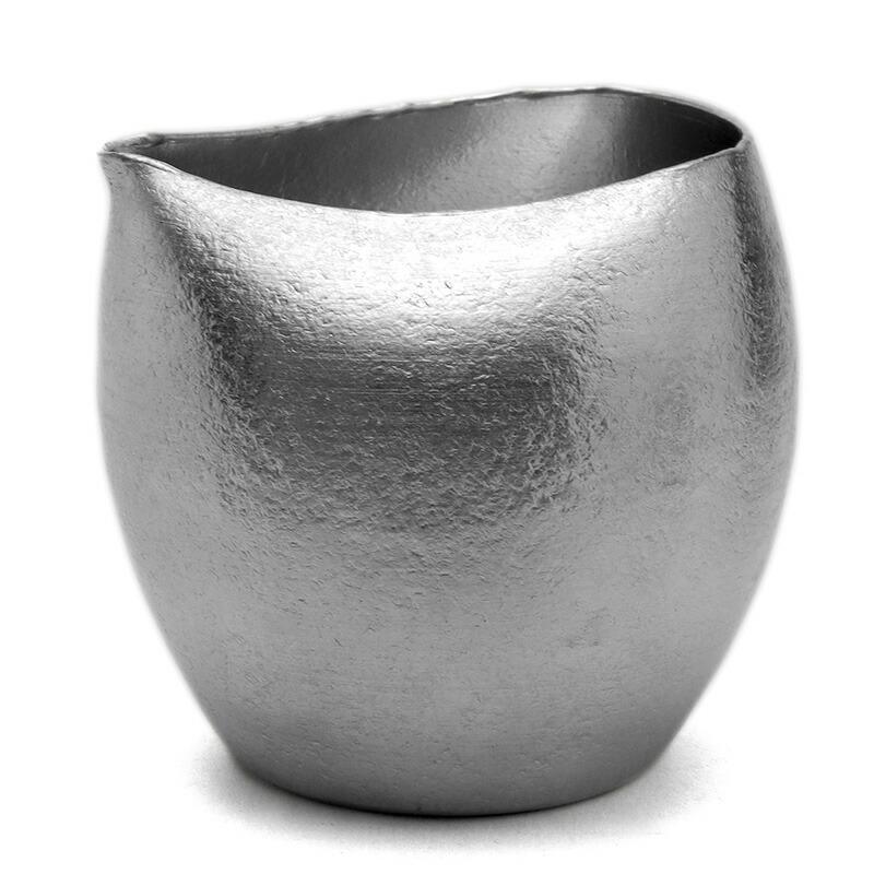 錫器:錫片口・ふっくら・ゆり工房