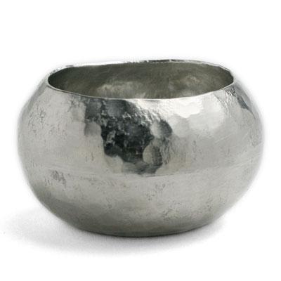錫器:錫つぼつぼ・大・ゆり工房
