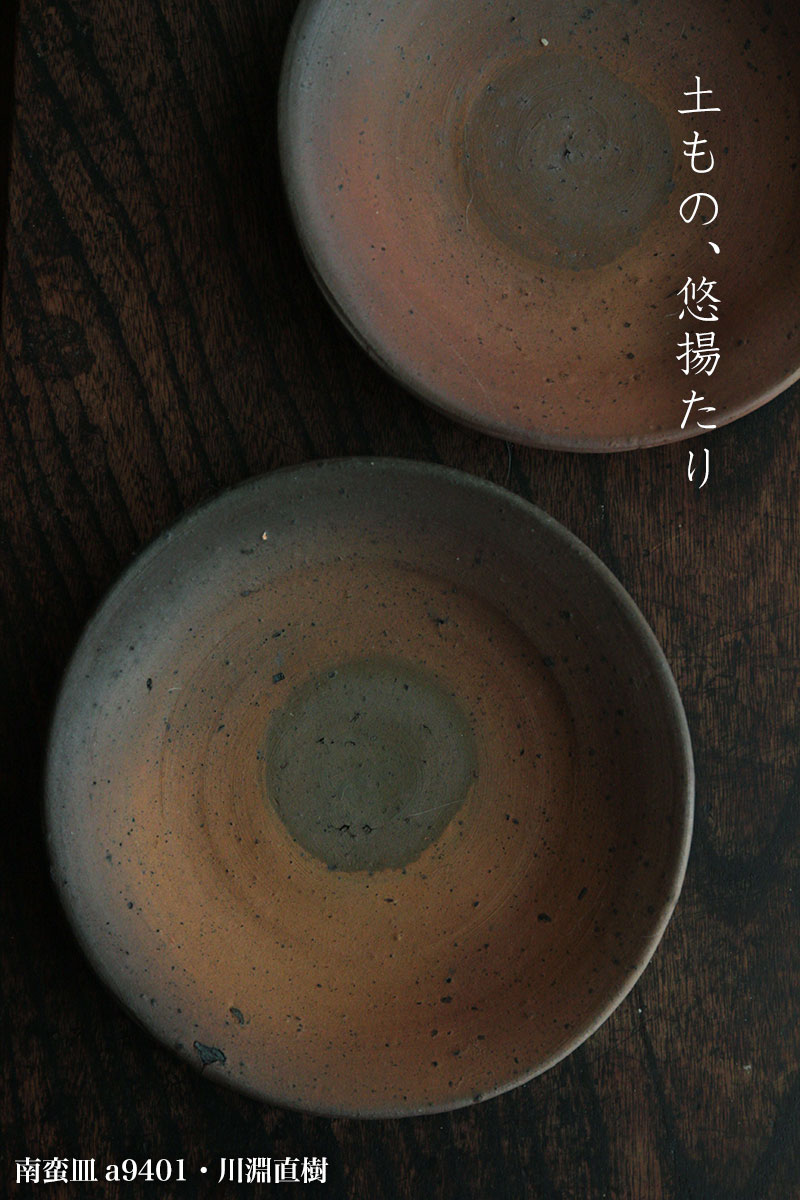 南蛮皿・a9401・川淵直樹