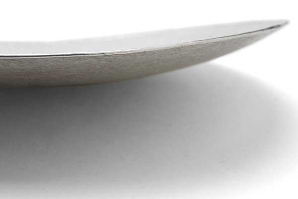 錫まゆ皿・ゆり工房