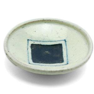 3.5寸小皿・杉本太郎