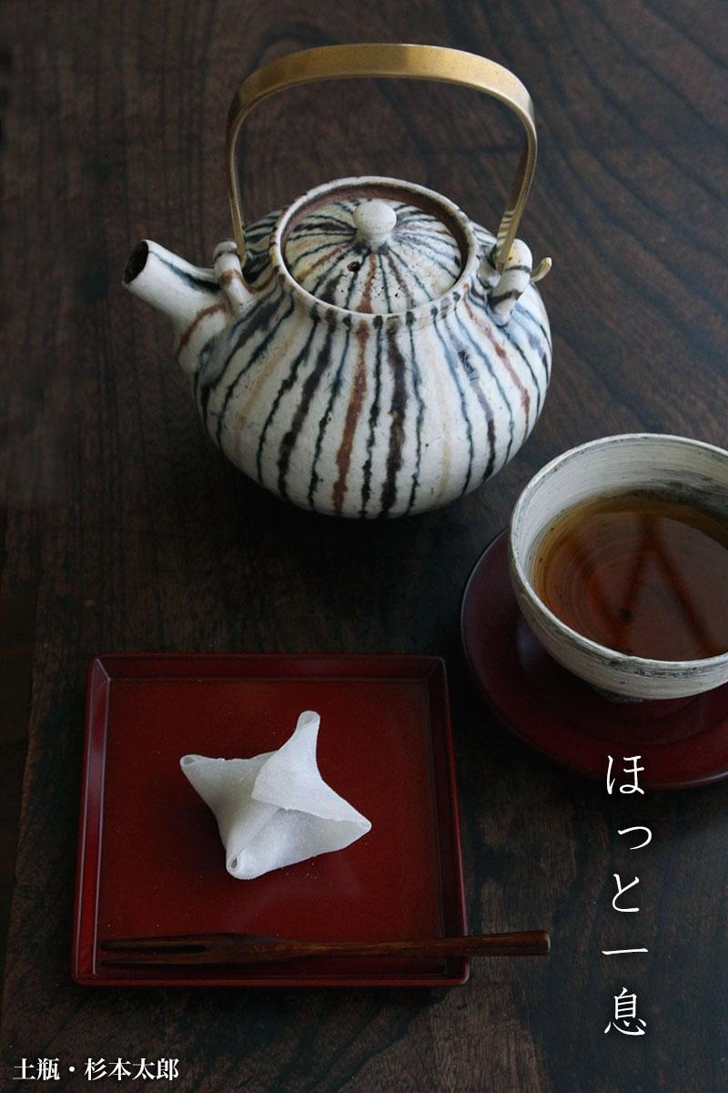 土瓶・杉本太郎保