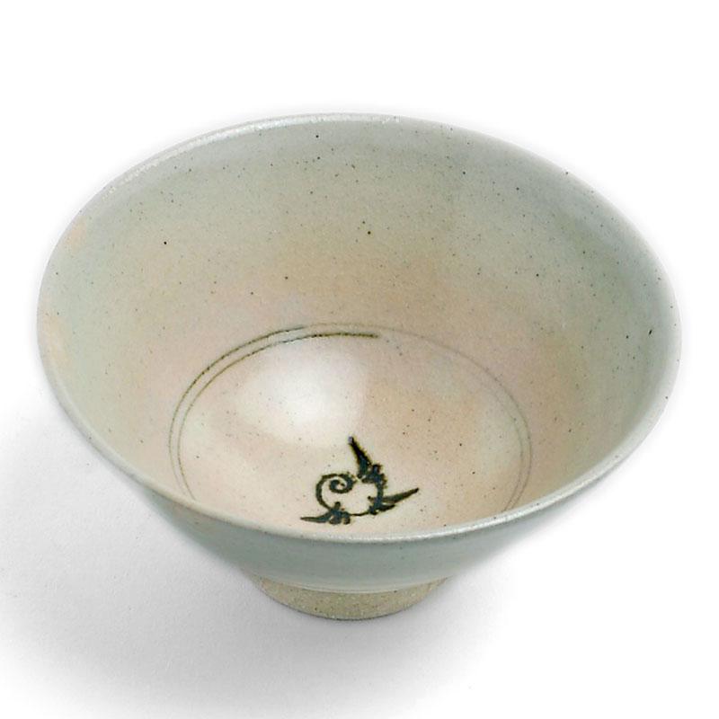 伊賀焼:鳥飯碗・土楽