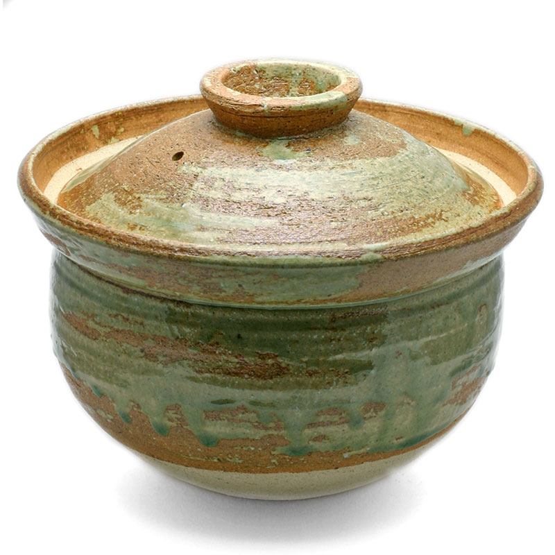 粥鍋・土楽窯