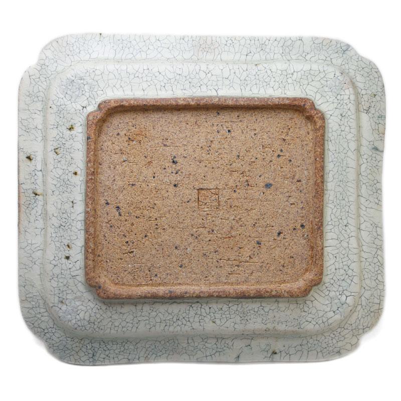 8×7.5寸長角皿