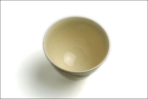 色絵宝紋散らし猪口・伏原博之 和食器の愉しみ・工芸店ようび