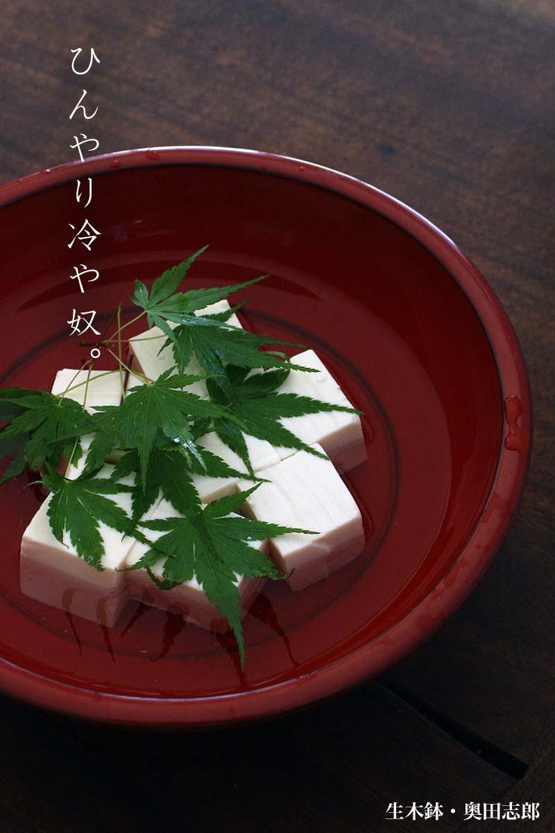漆芸家|漆器:朱生木鉢・奥田志郎|和食器の愉しみ・工芸店ようび