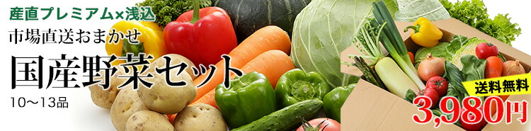 国産野菜セット