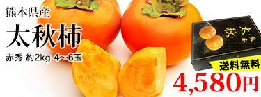 太秋柿 赤秀
