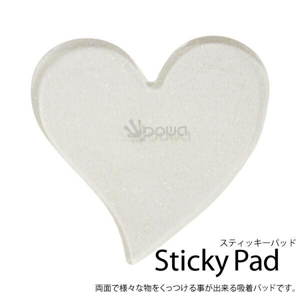 送料無料 Sticky Pad スティッキーパッド 吸着パッド