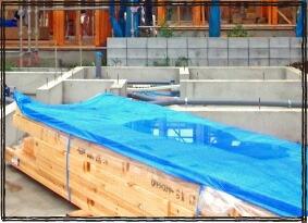 大型ブルーシート ブルーシート ジャンボシート ターピーシート 3000 厚手 継ぎ目が少ない 野球場 テニスコート 産業資材 大型資材カバー 中期使用型