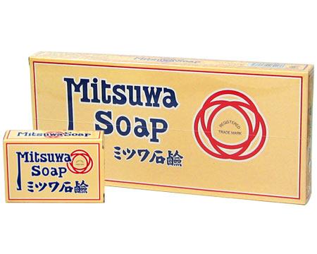 ミツワクラシック石鹸6P