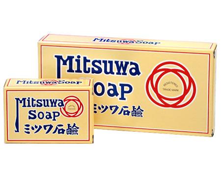 ミツワクラシック石鹸3P