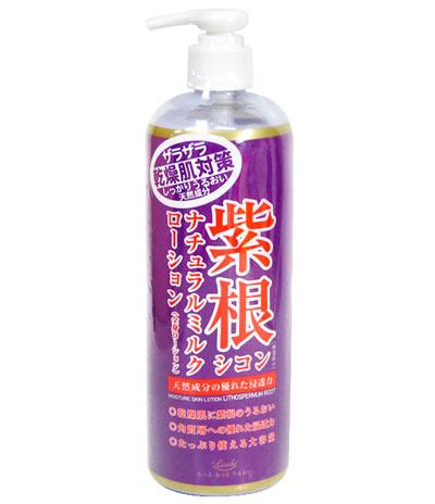 ロッシモイストエイド 紫根ナチュラルミルクローション