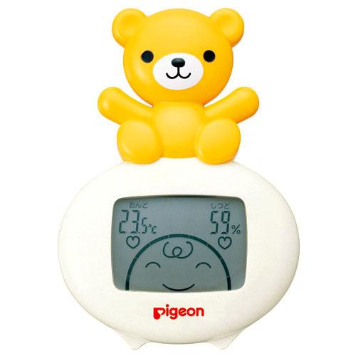デジタル温湿度計 くま