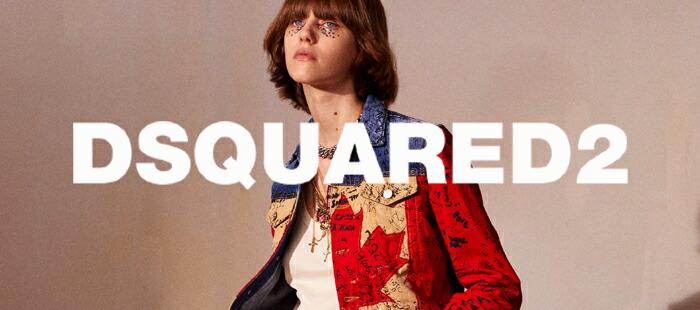 ディースクエアード:dsquared2