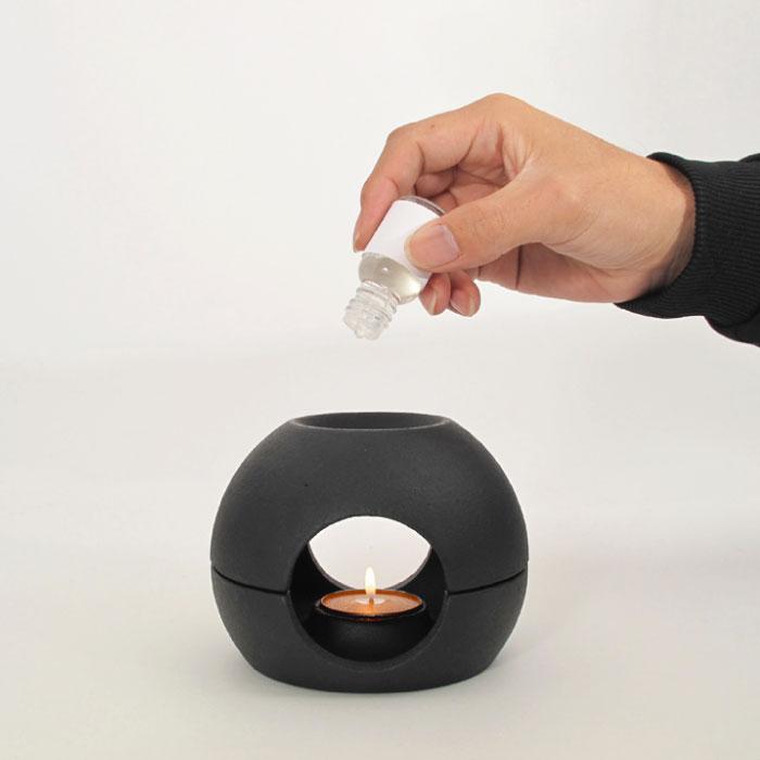 サエン 茶香炉 | アロマ キャンドル