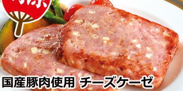 F国産豚肉使用チーズケーゼ120G F2
