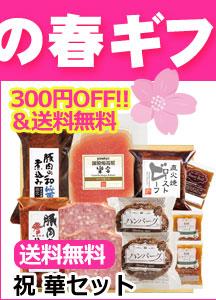 春ギフトSALE(605祝・華セット)