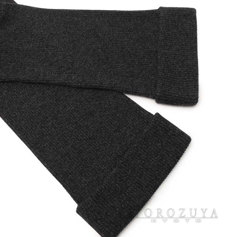 CHANEL シャネル デニムパンツ P21736 W03184 コットン ポリエステル ブラック 裾ニット 【中古】