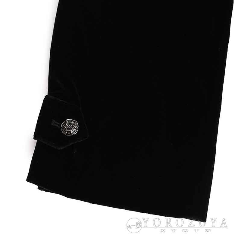 CHANEL シャネル ベルベットパンツ P59589 V34697 コットン ブラック ココネージュコレクション 2018AW 【新品】