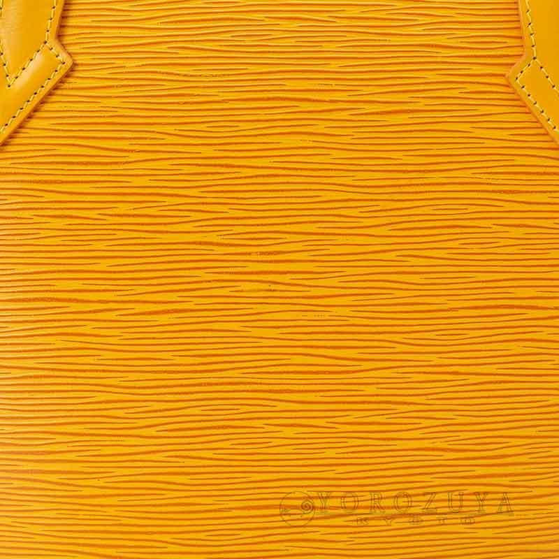 LOUIS VUITTON ルイ・ヴィトン サンジャック M52279 エピ タッシリイエロー ショルダーバッグ 廃番 【中古】