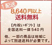 8640円以上 送料無料