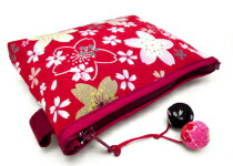 ポーチ 和柄 かわいい バッグ 小物入れ コスメポーチ 可愛い バッグインバッグ 和 バッグ
