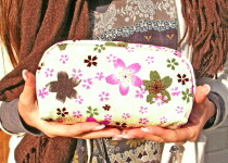 コスメポーチ 和柄 バッグ 化粧ポーチ 小物入れ 誕生日 プレゼント 女性 京都 お土産