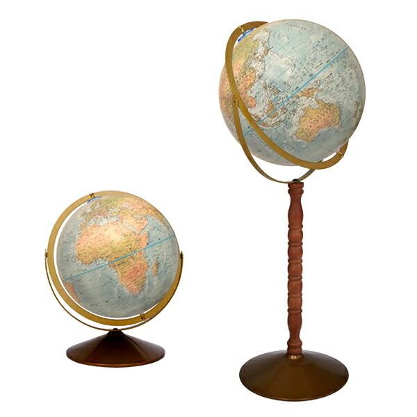 リプルーグル地球儀 シーフェアラー型 英語版